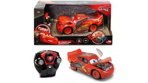 Dickie Toys - RC Cars 3 Lightning McQueen Crazy Crash