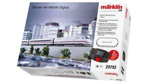 Märklin 29792 - Digital-Startpackung ICE 2. 230 Volt H0 V DB AG