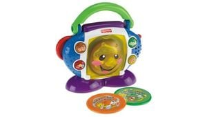Fisher Price - Lernspaß CD-Spieler