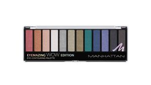 MANHATTAN COSMETICS Eyemazing Eyeshadow Palette WOW