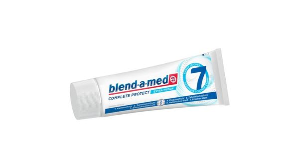 blend-a-med Zahncreme Complete Protect 7 extra frisch