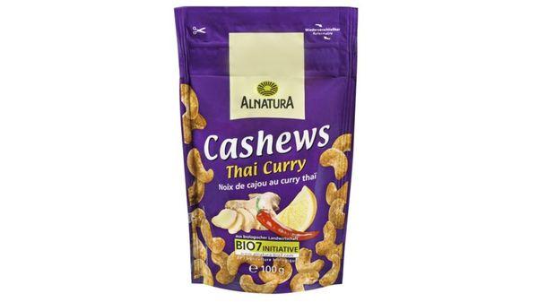 Alnatura Cashews Thai Curry