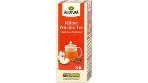 Alnatura Milder Früchtetee 20 Beutel