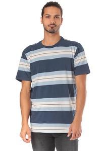 RVCA Oxnard Stripe - T-Shirt für Herren - Blau