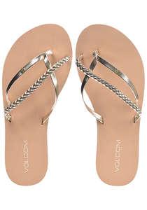 Volcom Thrills - Sandalen für Damen - Gold