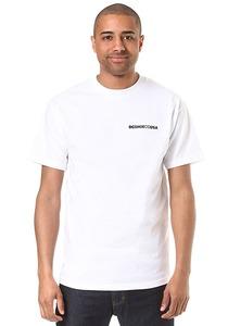 DC Embroidered - T-Shirt für Herren - Weiß