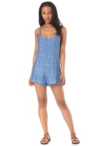 Rusty Playsuit Zahara - Overall für Damen - Blau
