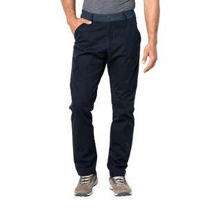 Jack Wolfskin Hose Männer Belden Pants Men 50 blau