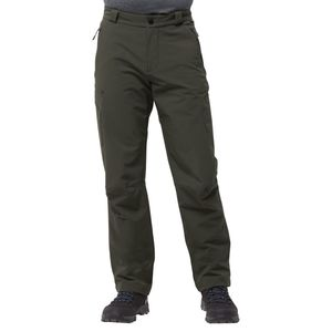 Jack Wolfskin Softshellhose Männer Activate Thermic Pants Men 27 braun