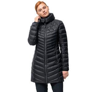 Jack Wolfskin Daunenmantel Frauen Richmond Coat L schwarz