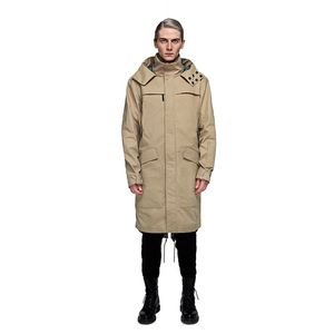 Jack Wolfskin Helsinki Coat Men XL braun