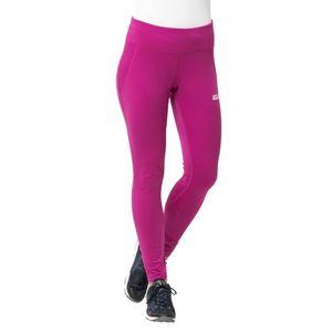 Jack Wolfskin Sporthose Frauen Gravity Winter Tights Women XS violett