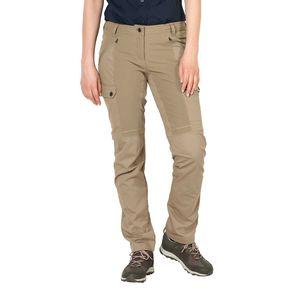 Jack Wolfskin Hose Frauen Dawson Flex Pants Women 21 braun