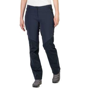 Jack Wolfskin Hose Frauen Drake Flex Pants Women 36 blau
