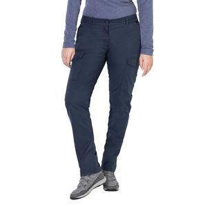 Jack Wolfskin Hose Frauen Liberty Cargo Pants 38 blau