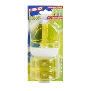 Reinex WC-Duftspüler ''Lemone'' mit Nachfüllern