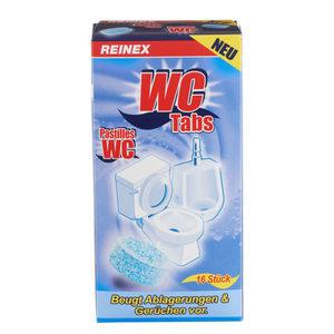 Reinex WC-Reiniger-Tabs