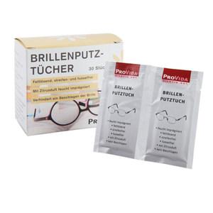 Provida Brillenputztücher 30 Stück