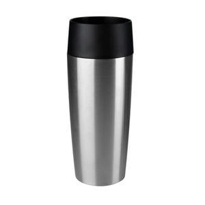 "Emsa Isolierbecher ""Travel Mug"" aus Edelstahl 0,5 Liter"