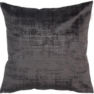 ESPRIT Stratch Samt-Kissenhülle 38 x 38 cm, Farbe Braun