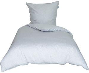 Schöner Wohnen Bettwäsche, Malou-B, 135x200cm, beige