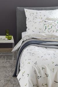 Schöner Wohnen Bettwäsche, Matti-B, 135x200cm, grün