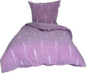 Schöner Wohnen Bettwäsche, Gras-B, 135x200cm, rose