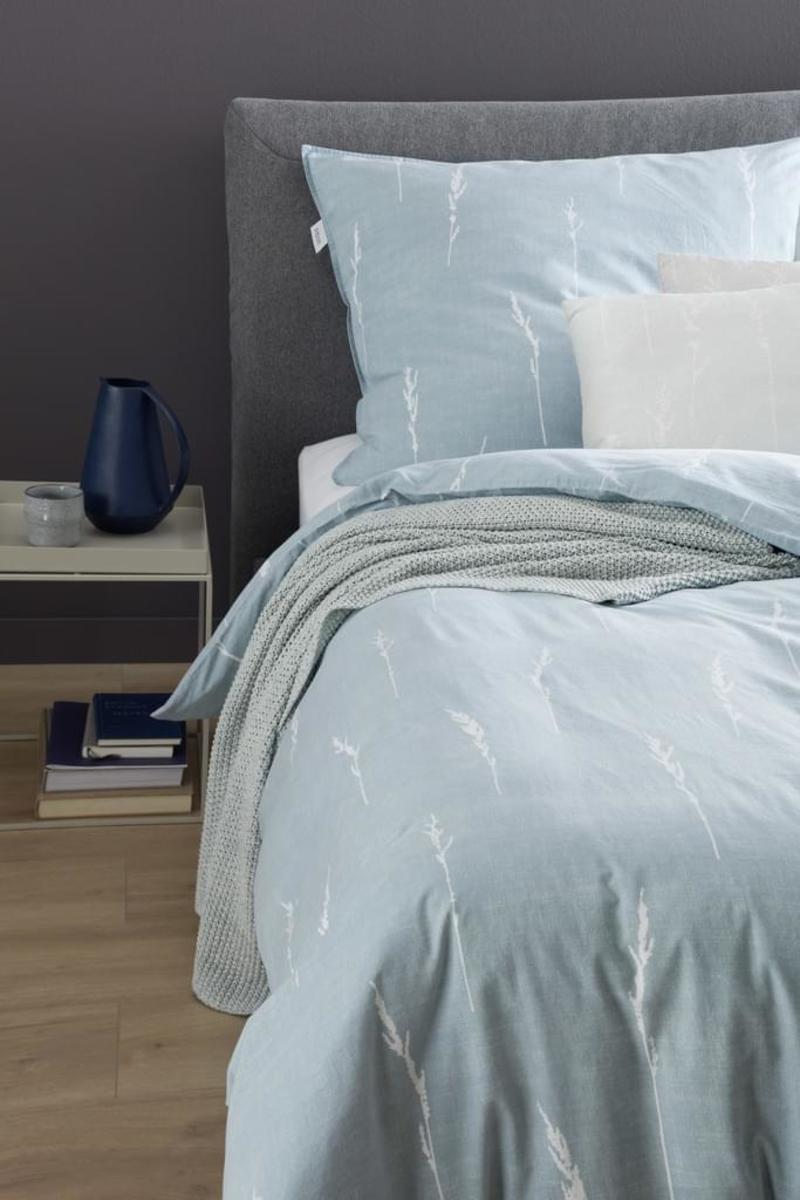 Bild 2 von Schöner Wohnen Bettwäsche, Gras-B, 135x200cm, mint
