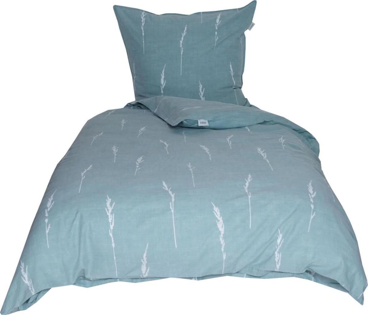 Bild 5 von Schöner Wohnen Bettwäsche, Gras-B, 135x200cm, mint