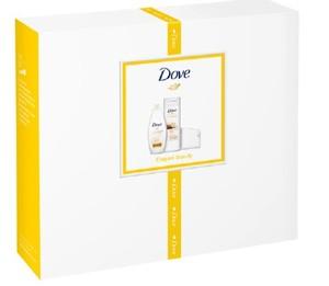 Dove 2er Geschenkpack mit Kosmetiktasche