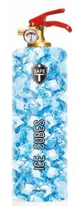 Safe-T ABC-Design-Feuerlöscher 1 kg, Motiv Ice