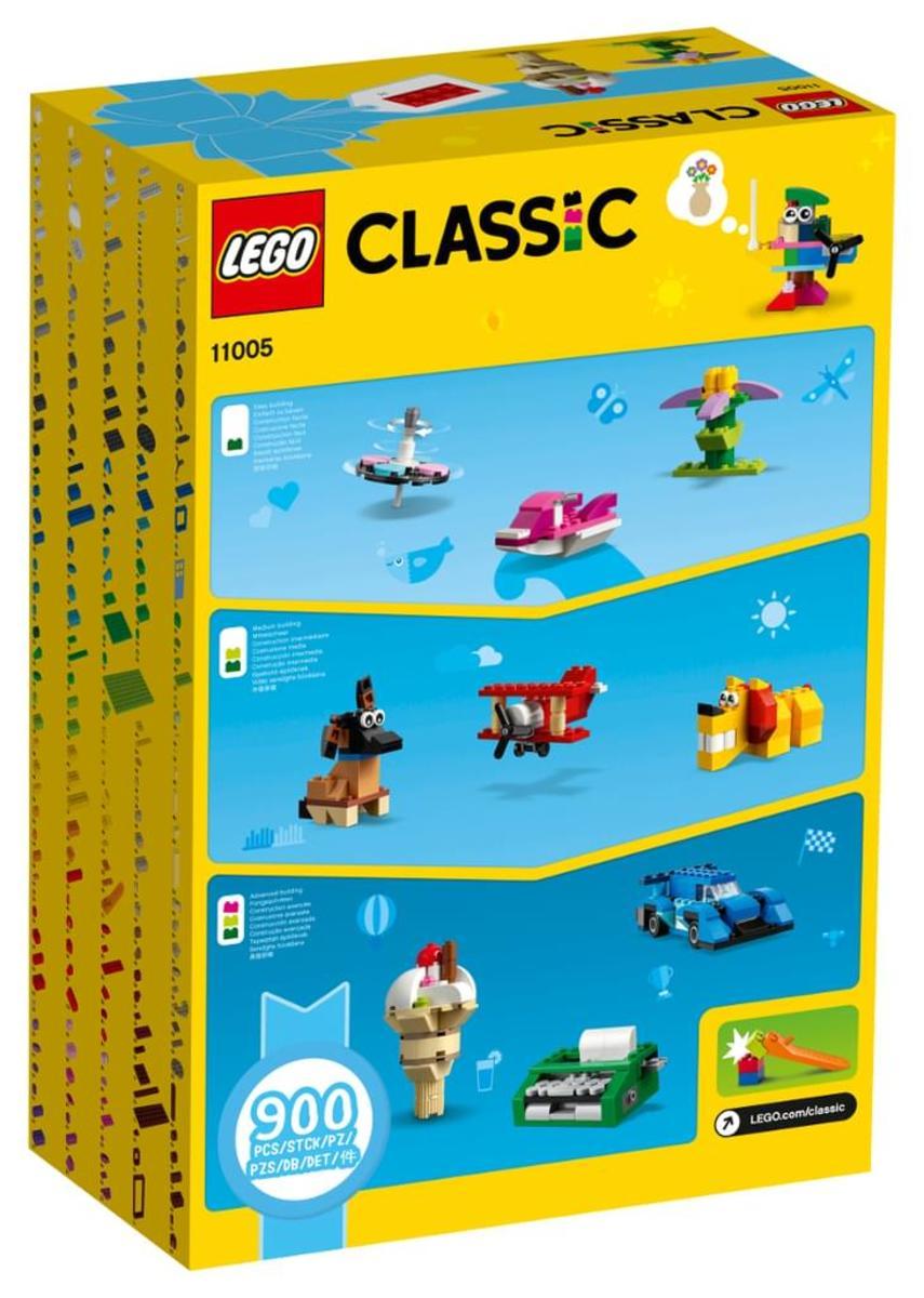 Bild 2 von LEGO® Classic  Bausteine - Kreativer Spielspaß, 11005