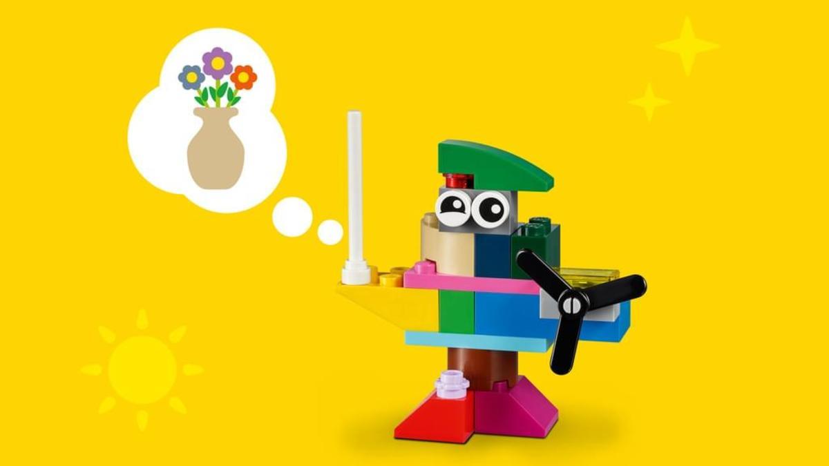 Bild 5 von LEGO® Classic  Bausteine - Kreativer Spielspaß, 11005