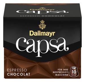 Dallmayr Capsa Espresso Chocolat | 10 Nespresso® komp. Kapseln