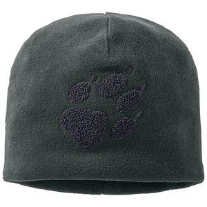 Jack Wolfskin Mütze Paw Hat one size (55-59CM) greenish grey