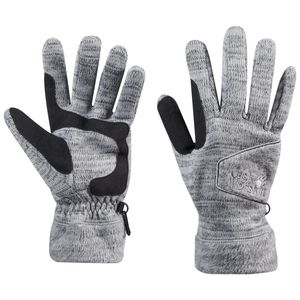 Jack Wolfskin Männer Handschuhe Aquila Glove Men L grau