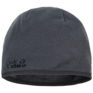 Jack Wolfskin Mütze Nanuk Ecosphere 100 Cap L ebony