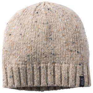 Jack Wolfskin Mütze Merino Basic Cap L braun