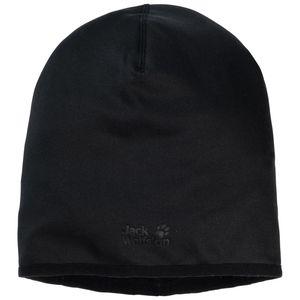 Jack Wolfskin Mütze Dynamic Beanie L schwarz