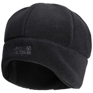 Jack Wolfskin Mütze Stormlock Nanuk Cap L schwarz