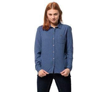 Jack Wolfskin Bluse Alin Shirt XL blau