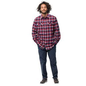 Jack Wolfskin Hemd BOW Valley Shirt M rot