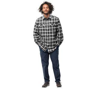 Jack Wolfskin Hemd BOW Valley Shirt S schwarz
