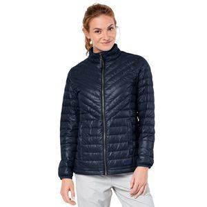 Jack Wolfskin Winddichte Steppjacke Frauen Vista Jacket Women XL blau