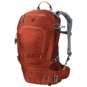 Jack Wolfskin Wanderrucksack Satellite 22 Packs one size rot
