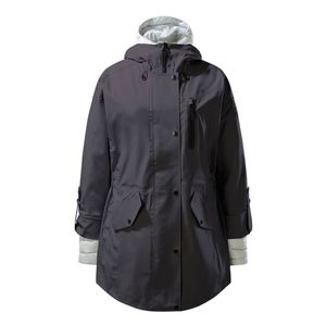Jack Wolfskin 3-in-1 Hardshell Frauen Providence Jacket Women S phantom