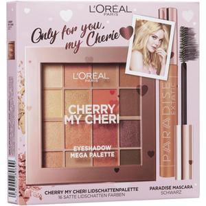 L'Oréal Paris Valentinstags-Geschenkset ´´Cherry my Palette´´ + ´´Paradis EUR/