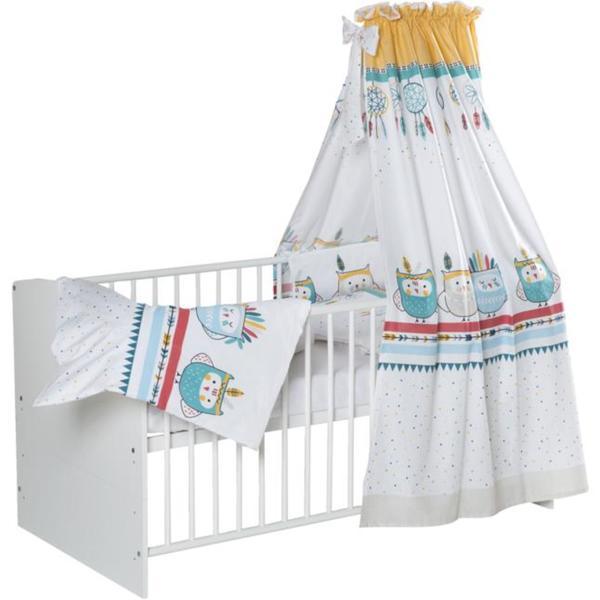 Schardt Kombi-Kinderbett ´´Classic-Line weiß´´, ´´Traumfänger´´