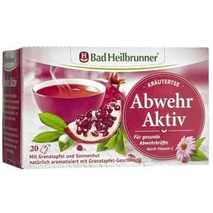 Bad Heilbrunner Abwehr Aktiv Kräutertee 6.92 EUR/100 g
