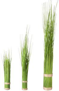 Grasbüschel - aus Kunststoff - verschiedene Größen